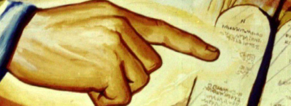Os 10 Mandamentos do Deus